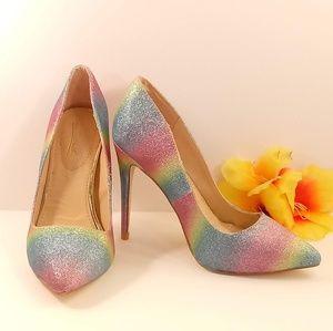 Hibiscus - Rainbow